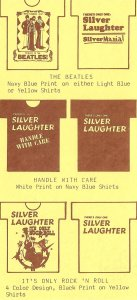 Silver Laughter T-shirts