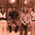Silver Laughter 1976 - Ken. Mick, Paul and Jon