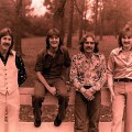 Silver Laughter 1976 - Ken, Mick, Paul and Jon