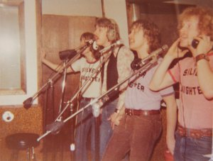 Harmonies - Mick, Ken, Jon and Kim