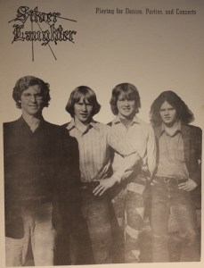 Silver Laughter 1974 Promo Pic