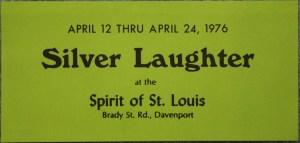 Spirit of St. Louis 1976