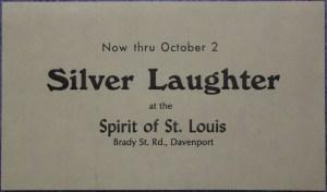 Spirit of St Louis 1977