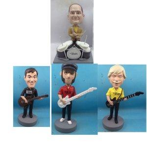 The Silvers - Mick, Ricky, Tom and Glenn