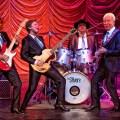 Ricky, Mick, Glenn and Tom