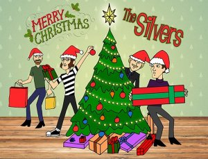 Merry Merry from Glenn, Ricky, Tom and Mick