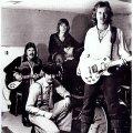 Silver Laughter 1979 - Ken, Mick, Jon and Kim kneeling