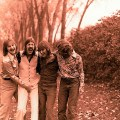 Silver Laughter 1976 - Jon, Ken, Mick and Paul larking about