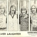 Silver Laughter 1977 - Jon. Ken, Mick and Paul