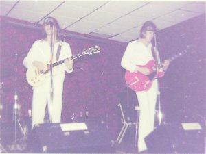 Jon and Ken at Koliseum 1976