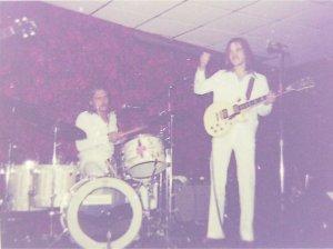 Paul and Jon at Koliseum 1976