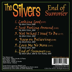 End Of Summer EP Track List