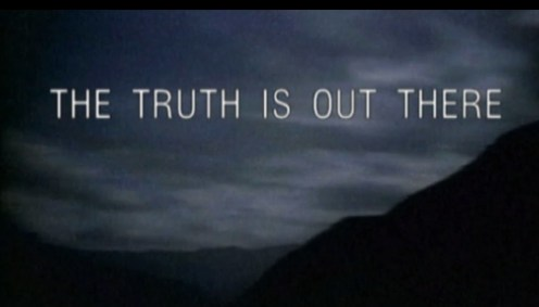 truth is out there