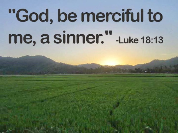 god be merciful