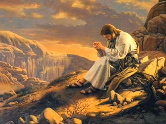 jesus praying in desert.jpg