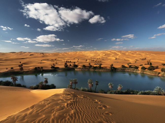 oasis-in-sahara-libiya-the-most-beautiful-place
