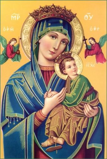mary of perpetual help