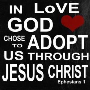 Adopted Children of God