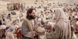 Feeding of the 5000- Matthew 14