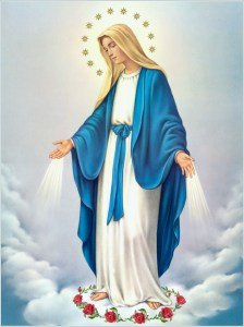 Mediatrix of Grace- Mary