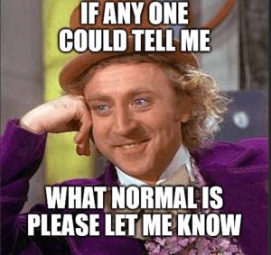 Normal meme
