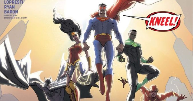 Justice League Rule of War
