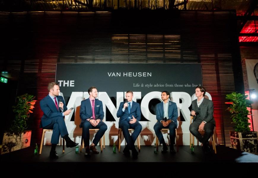 Vanheusen x GQ Australia – #VHMentors – Secrets of Success