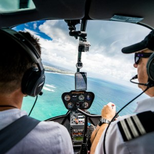 Sky's the limit with Oceanview Helicopters – Caloundra