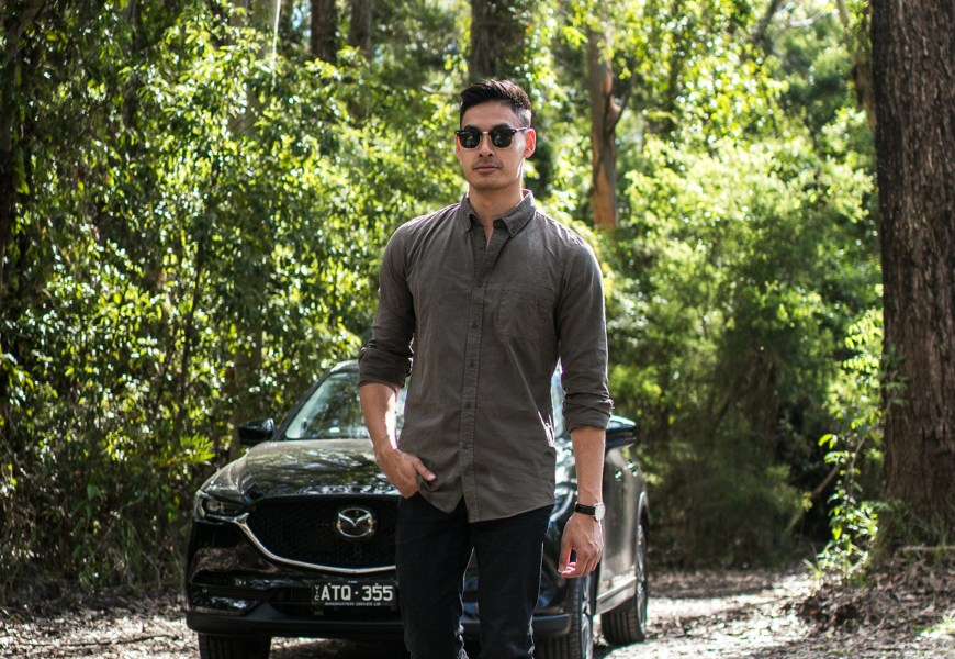Jervis Bay Glamping Trip in the Mazda CX5