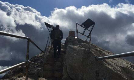 Hiking Stonewall Peak Trail in Cuyamaca Rancho State Park