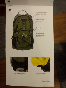 Teton Oasis 1100 18L Review