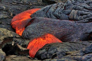 Hiking To Kilauea Lava Flow Hike