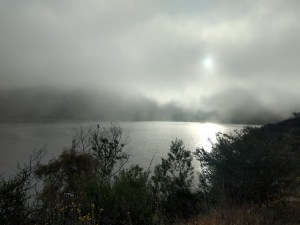 Mount Woodson (Potato Chip Rock) via Lake Poway