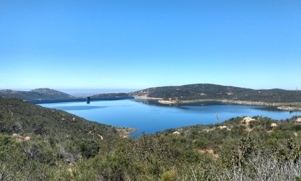 Hiking Olivenhain Dam via Way Up Trail In Elfin Forest Preserve
