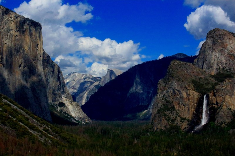 Tunnel view Photography, Yosemite National Park, Bridalveil Fall