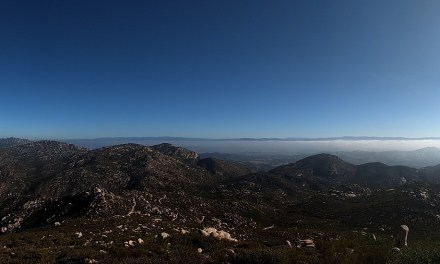 Iron Mountain Trail Guide in San Diego
