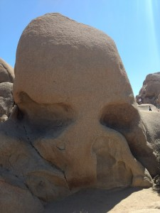 Skull rock, joshua tree national park, attractions, points of interest, day guide
