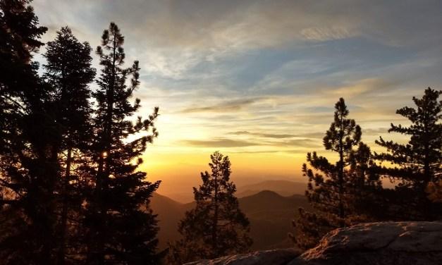 Hiking San Jacinto Peak via Marion Mountain