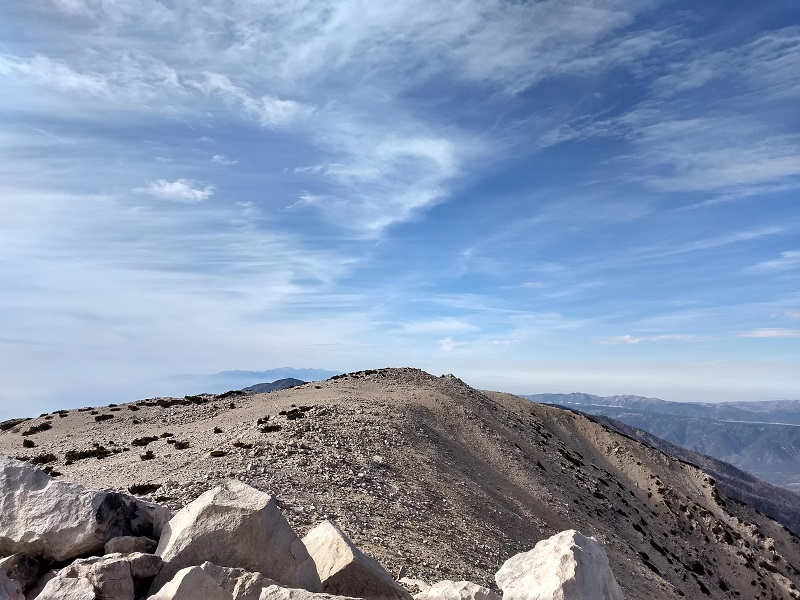 San Gorgonio Peak via Vivian Creek Trail