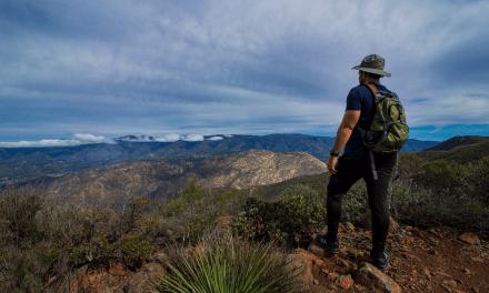 Hiking Hellhole Canyon County Preserve