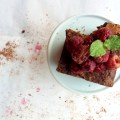 Brownies de Zucchini con Tagatosa 14