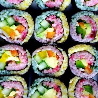 Sushi Arcoiris 4
