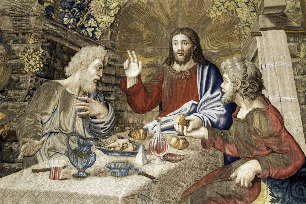 History, Eschatology and Community in the Lord's Supper