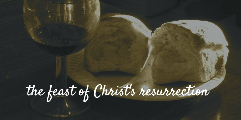 Moltmann on the Lord's Supper