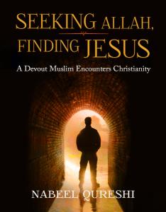 cover of seeking allah, finding jesus