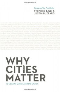 Why cities matter book cover