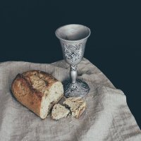 What will we do with the bread & wine?