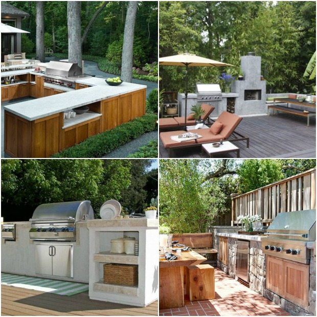 Outdoor Kitchens · The Simple Proof