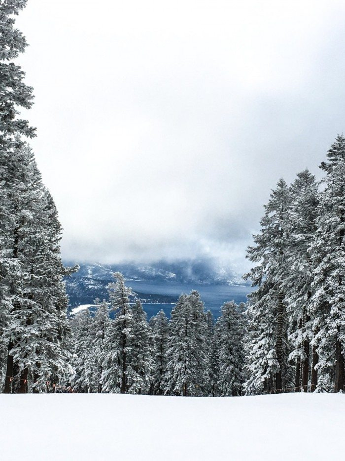 Lake Tahoe Winter Wallpaper Desktop Background: A Winter Guide To Lake Tahoe · The Simple Proof