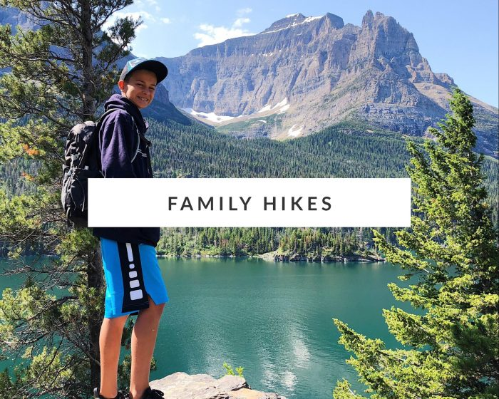 Family Hikes category